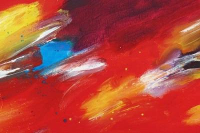 Peinture huile